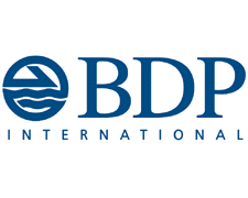 Logo BDP International nv